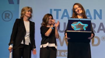 Giovanna Bonora Named Fundraiser of the Year