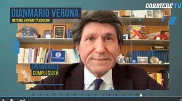 Sperimentate e abituatevi alla complessita': il consiglio di Verona ai maturandi