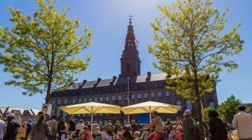 La vivacita' di Copenaghen