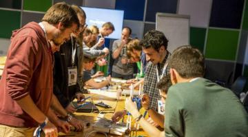 Allo #Startupday con i #CPHack di Campus Party