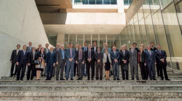 Rettori e dean da quattro continenti alla Bocconi per il Cems Strategic Board