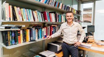 Marco Ottaviani, the Economist Chosen by Two Nobel Prize Winners