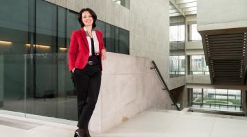 Annalisa Prencipe, dalle family firm alla guida della Scuola Universitaria