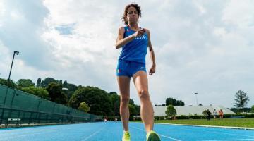 Alle Olimpiadi di Rio de Janeiro con Eleonora. In bocca al lupo :)