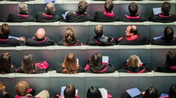 Dodici nuovi docenti per un'universita' che si trasforma