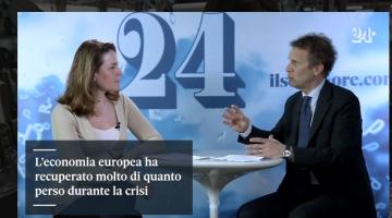 L'Europa cresce, ma dall'Italia si nota meno