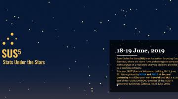 Il 18 notte, in Bocconi, sfida sotto le stelle per 200 data scientists