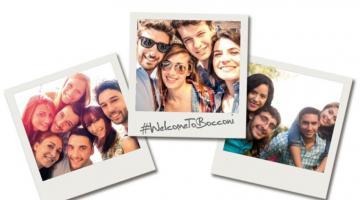 Precorsi e aperitivi: Welcome To Bocconi a tutti