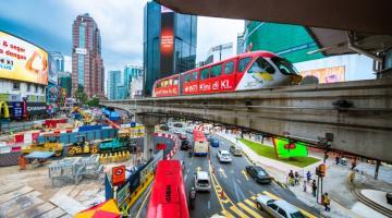 Kuala's Lumpur Ethnic Balance and Vibrant Economy