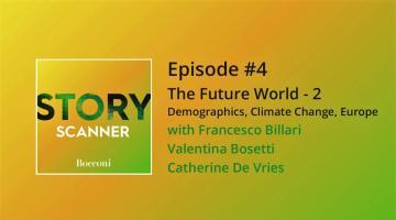 Popolazione, cambiamento climatico ed Europa nel mondo post pandemia