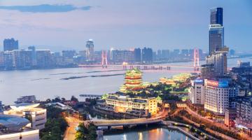 Shenzhen, China's Tech Hub and Cultural Melting Pot