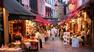 Bruxelles, la capitale del lobbying