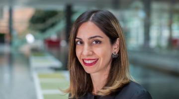 Maryam Zehtabchi, Moving Between Math and Economics