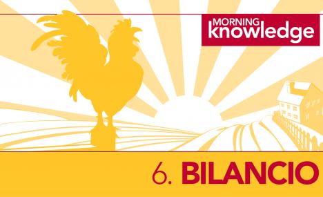 Morning Knowledge /6. Bilanci