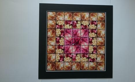 Fotogeometrie al Quadrato di Luciano Balestrini