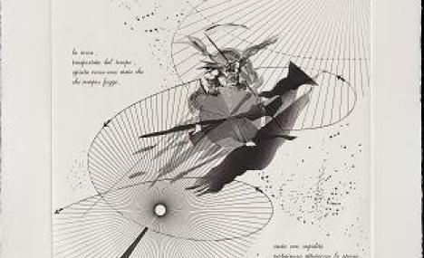 Vincenzo Ferrari e la spirale del tempo