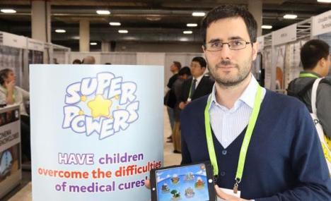 Super Poteri: la app che infonde coraggio nei bambini in ospedale