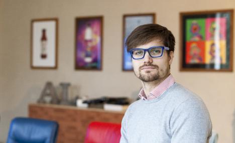 L'imprenditore under 30 che investe sulle buone idee