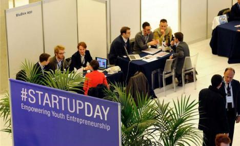 See the Future of Entrepreneurship at Bocconi #StartupDay