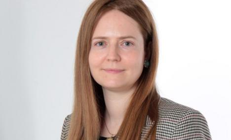 A Research Award to Yulia Borisova