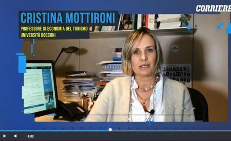 Il turismo e' l'oro italiano