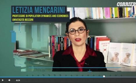 Italia: allarme denatalita'