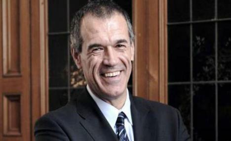 Carlo Cottarelli e' il Tommaso Padoa Schioppa Visiting Professor