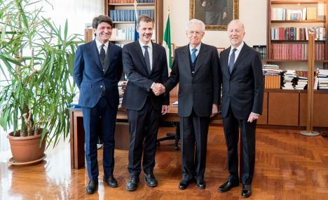 Francesco Vigano', ordinario di diritto penale, diventa giudice della Corte costituzionale