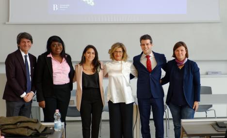 La scansione dell'iride, cosi' si vince il Bocconi for Digital Public Administration Award