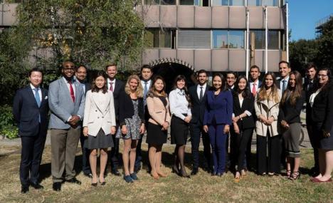 Gli studenti dell'MPA a favore delle policymaker del sud del mondo