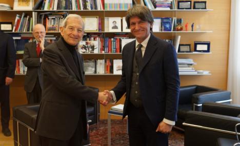 Bocconi and Fondazione Leonardo Sign Agreement on Artificial Intelligence