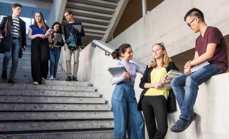 Open Day, una passeggiata, virtuale, nel campus Bocconi