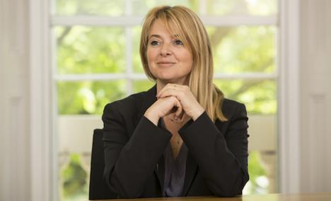 Francesca, la prima donna ordinario alla London Business School