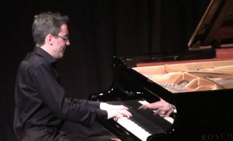 In Bocconi il pianoforte di Alexander Gadjiev