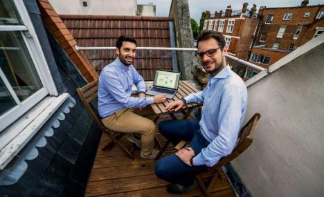 La startup di Giuseppe e Roberto per uno stile di vita piu' sano e meno costoso