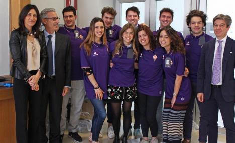 Gli studenti nei panni dei manager di Heineken e Fiorentina
