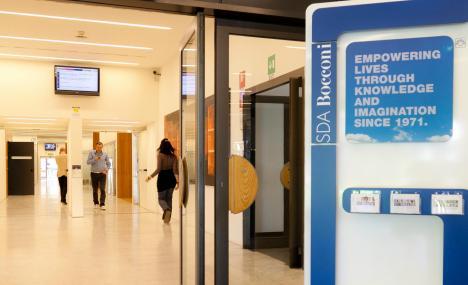 SDA Bocconi tra le Elite Business Schools di QS