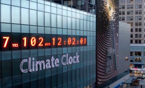 Gli sforzi dell'Europa per rallentare l'orologio del clima