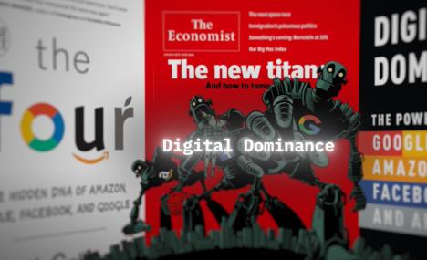 Cosa dice l'Europa sulla digital dominance delle Big Tech