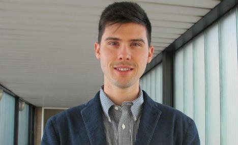 Pietro Morino, uno studente Emit va al Mit per fare ricerca
