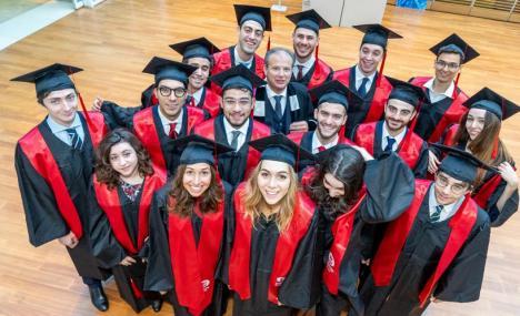 I primi laureati Bemacs pronti per il futuro digitale