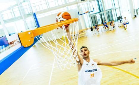 Un playmaker alla guida dello Sport Team