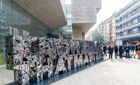 Bocconi, knowledge that matters: la conoscenza diventa un'opera d'arte