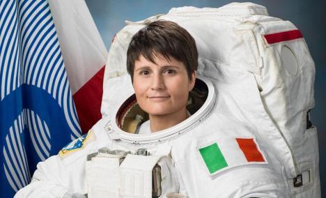 Perche' lo spazio. Samantha Cristoforetti in Bocconi