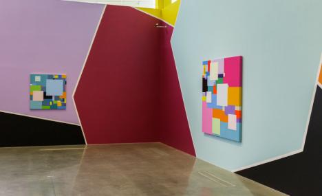 Un viaggio con Marco Casentini alla Bocconi Art Gallery 2017