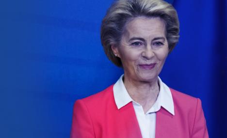 La presidente della Commissione europea inaugura l'anno accademico Bocconi