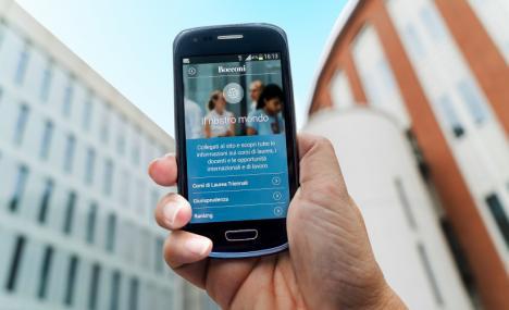 MeToB, l'app che ti aiuta a entrare in Bocconi