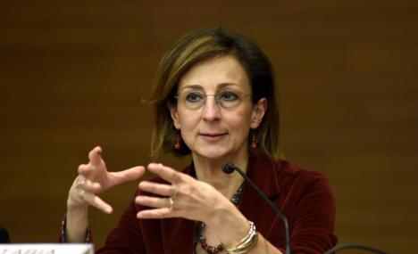 Marta Cartabia da oggi e' professore della Bocconi