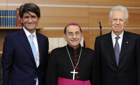 L'Europa e' dei giovani. L'Arcivescovo Delpini in Bocconi