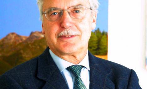Claudio Dematte', il costruttore di futuri